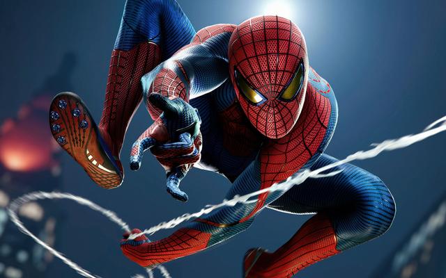スパイダーマンPS4の保存は、リリース後のアップデートでPS5でリマスターされたスパイダーマンに転送されます