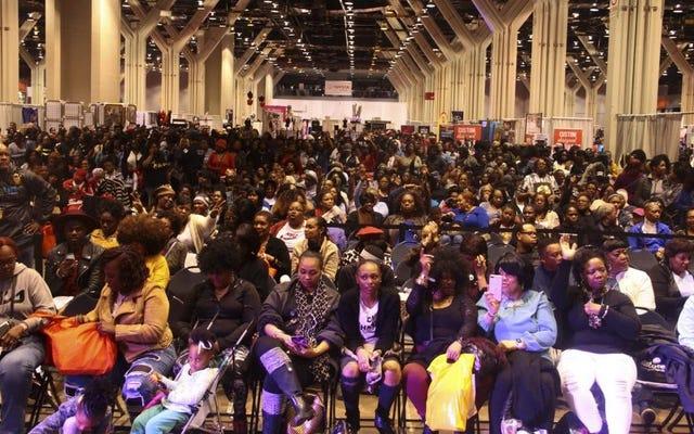 #SheMatters:シカゴの黒人女性博覧会が25年の黒人少女の魔法を祝う