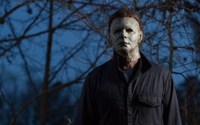 Отчет: еще один классический персонаж Хэллоуина возвращается для убийств на Хэллоуин
