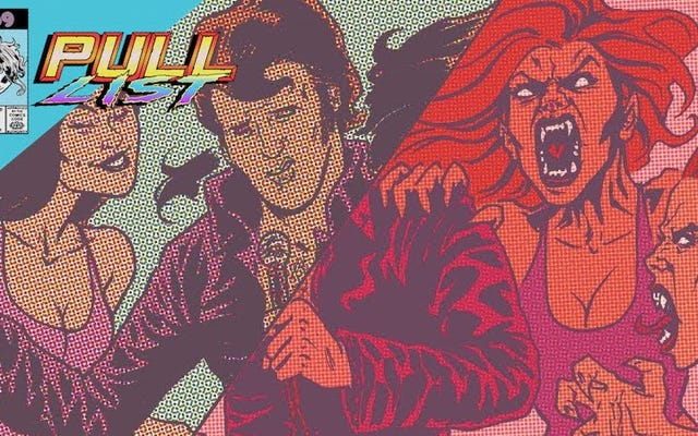 今週のベストニューコミックでエルビスとFBIを破壊するために悪魔の大群がやってくる