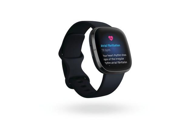 Fitbit SenseのECGアプリは、Apple Watchと同じように、FDAの認可を受けました