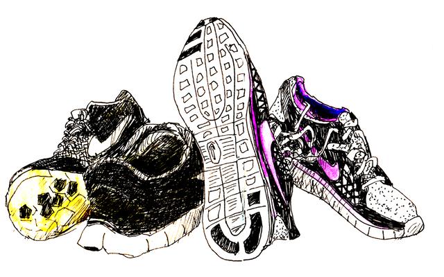 Как я нашел идеальные кроссовки