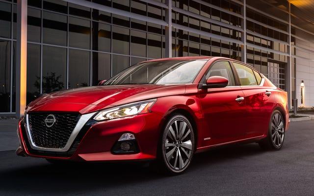 Nissan pensa che un giorno i bambini potrebbero rendere di nuovo cool le berline