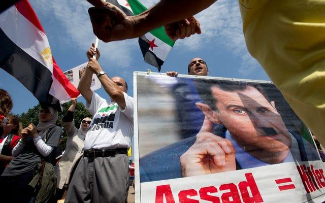 Вы бы лично убили Асада?