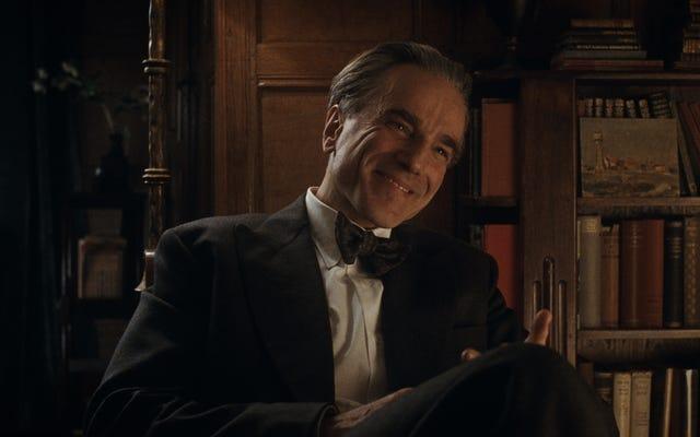 Daniel Day-Lewis'in Phantom Thread setinde çok görkemli bir yemek savaşına girmesini izleyin