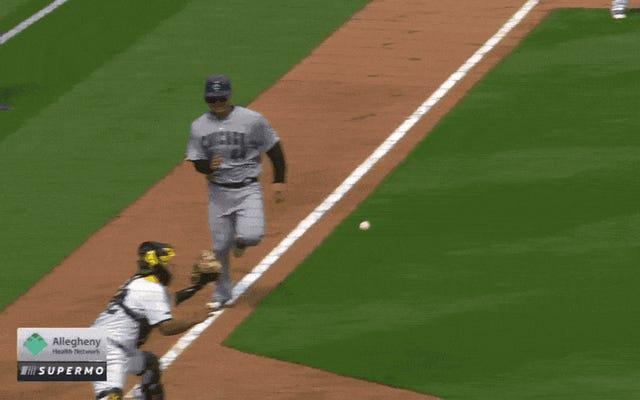 El fallo de la MLB sobre el deslizamiento de Anthony Rizzo tiene más carne a fuego lento entre los Cachorros y los Piratas