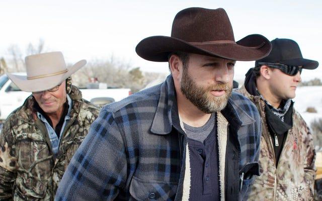 Ammon Bundy hat einen mutigen neuen Plan, um gleichzeitig Covid-19 zu bekommen und erneut verhaftet zu werden