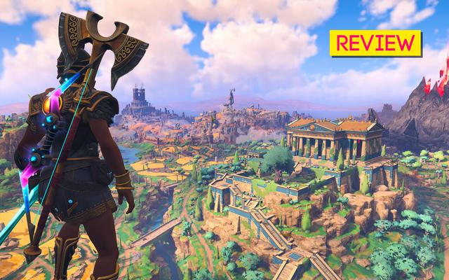 イモータル:Fenyx Rising:The Kotaku Review