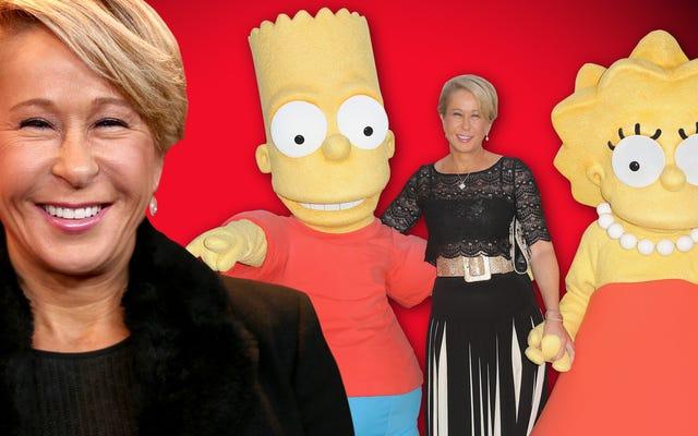Yeardley Smith sabe que Lisa Simpson es tu héroe