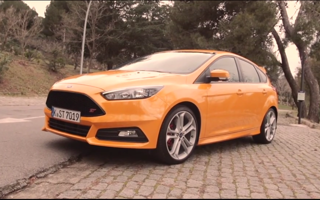 Имеет ли Ford Focus ST большее значение?