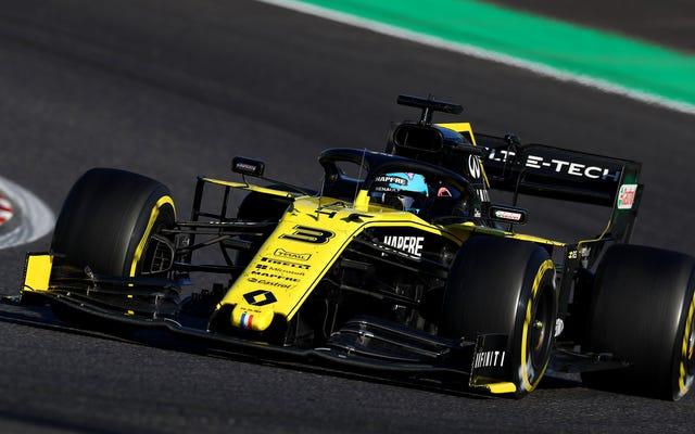 ルノーは完全に違法ではないブレーキ装置で日本グランプリから失格