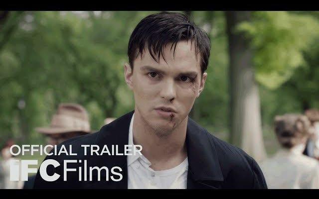 Джей Ди Сэлинджер потрясает отшельником в первом трейлере Rebel In The Rye