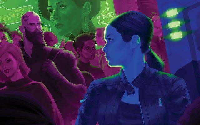 Мир Expanse становится больше в новом комиксе от Boom Studios