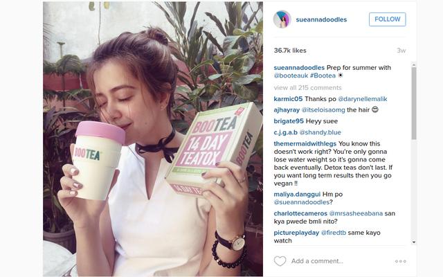 Вирусные чаи для похудения в Instagram - просто слабительное