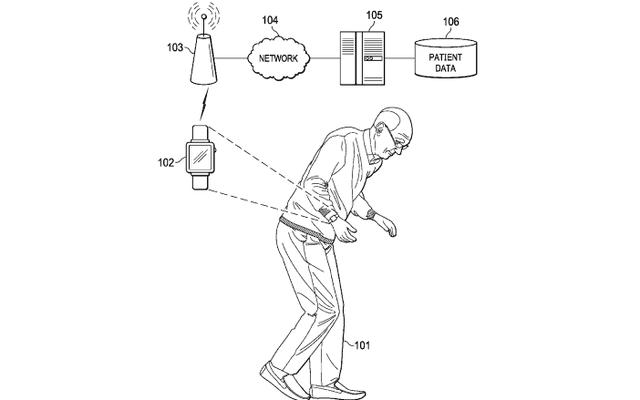 Un brevet laisse entendre que l'Apple Watch pourrait un jour suivre la maladie de Parkinson