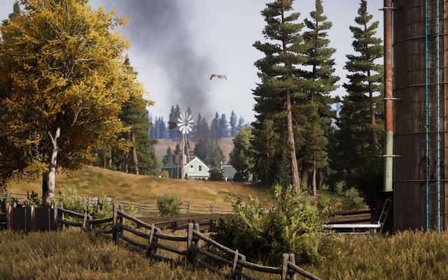 I giocatori di Far Cry 5 speravano che il gioco stesse cambiando le stagioni, ma la verità è diversa