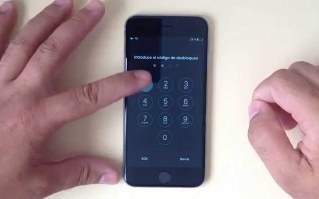 การใช้ประโยชน์จากหน้าจอล็อก iOS 9 ให้ผู้กระทำผิดเข้าถึงรูปภาพและผู้ติดต่อของคุณ