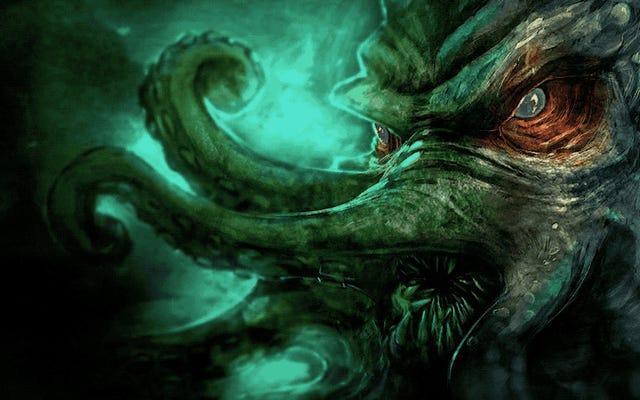 15 нечестивых настольных игр и ролевых игр, посвященных рождению Лавкрафта