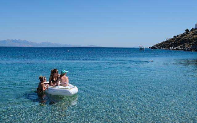 ギリシャは海外旅行者に開放されますが、Covidからの旅行者を禁止します-米国のような19のホットスポット