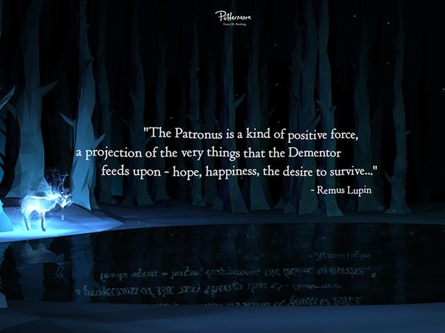 Cuál Es Tu Patronus Descúbrelo En Este Test De La Web Oficial Del Universo Harry Potter