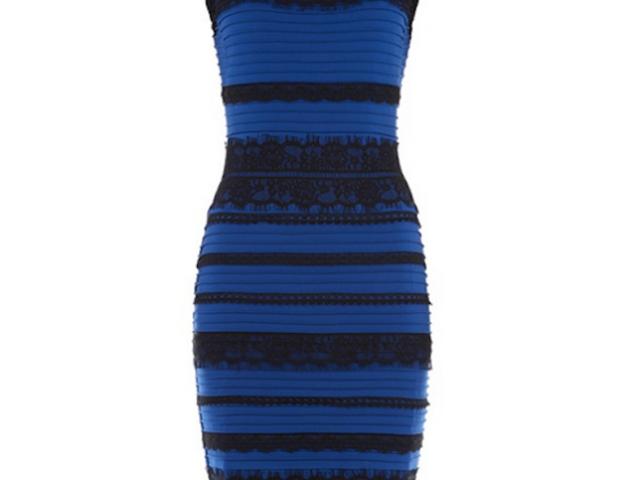 Die Debatte Uber Die Tatsachliche Farbe Dieses Kleides Erklart Von Der Wissenschaft