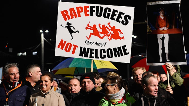 Illustration for article titled After Provoking Outrage, German Teenager Admits to Making False Rape Allegations Against Migrants