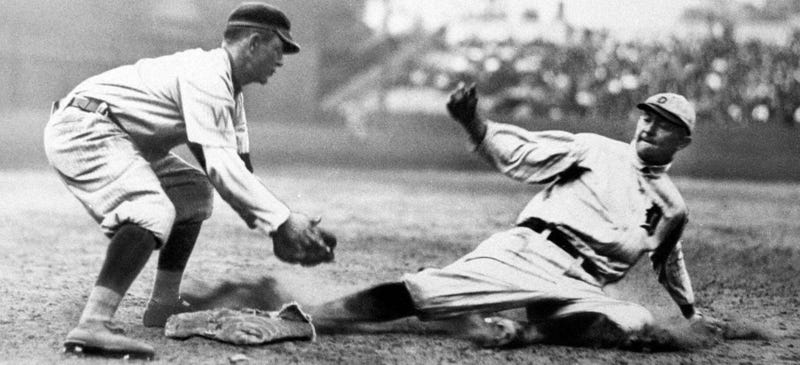 Illustration for article titled Ty Cobb Was No One's Antihero