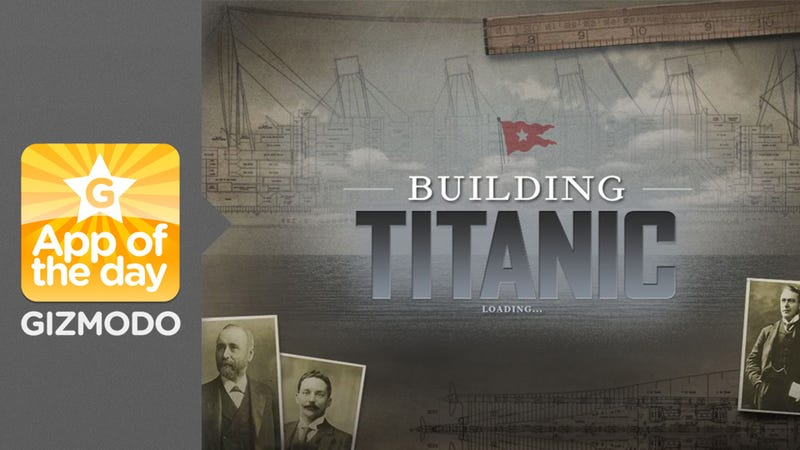 Illustration for article titled Building Titanic: Learn How the (Not) Unsinkable Ship Was Born