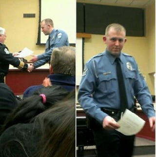 Ferguson, Mo., Police Officer Darren WilsonI Support Darren Wilson Facebook Page