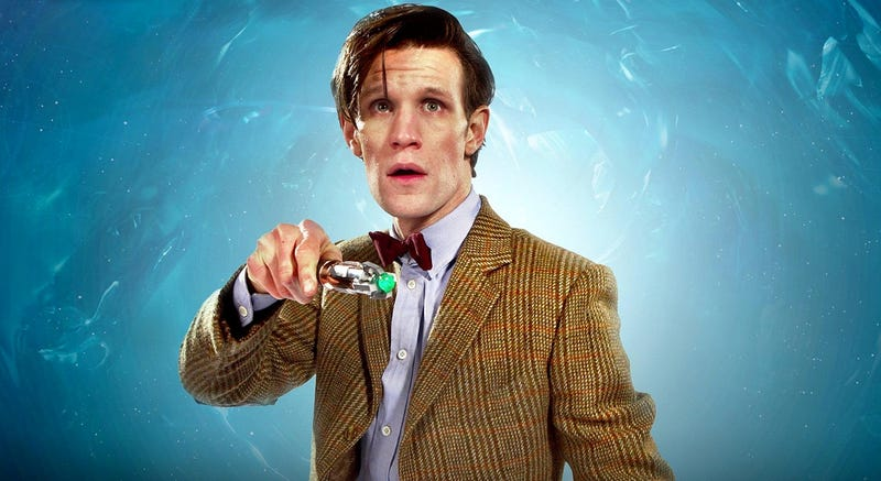 Random Doctor Who plot generator is an addictive time sink