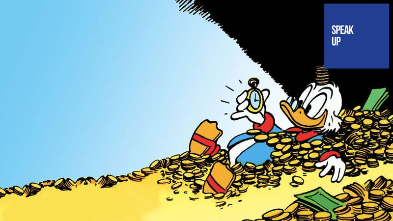 Illustration for article titled What Crazy Video Game Dreams Would You Realize if You Had All the Money?