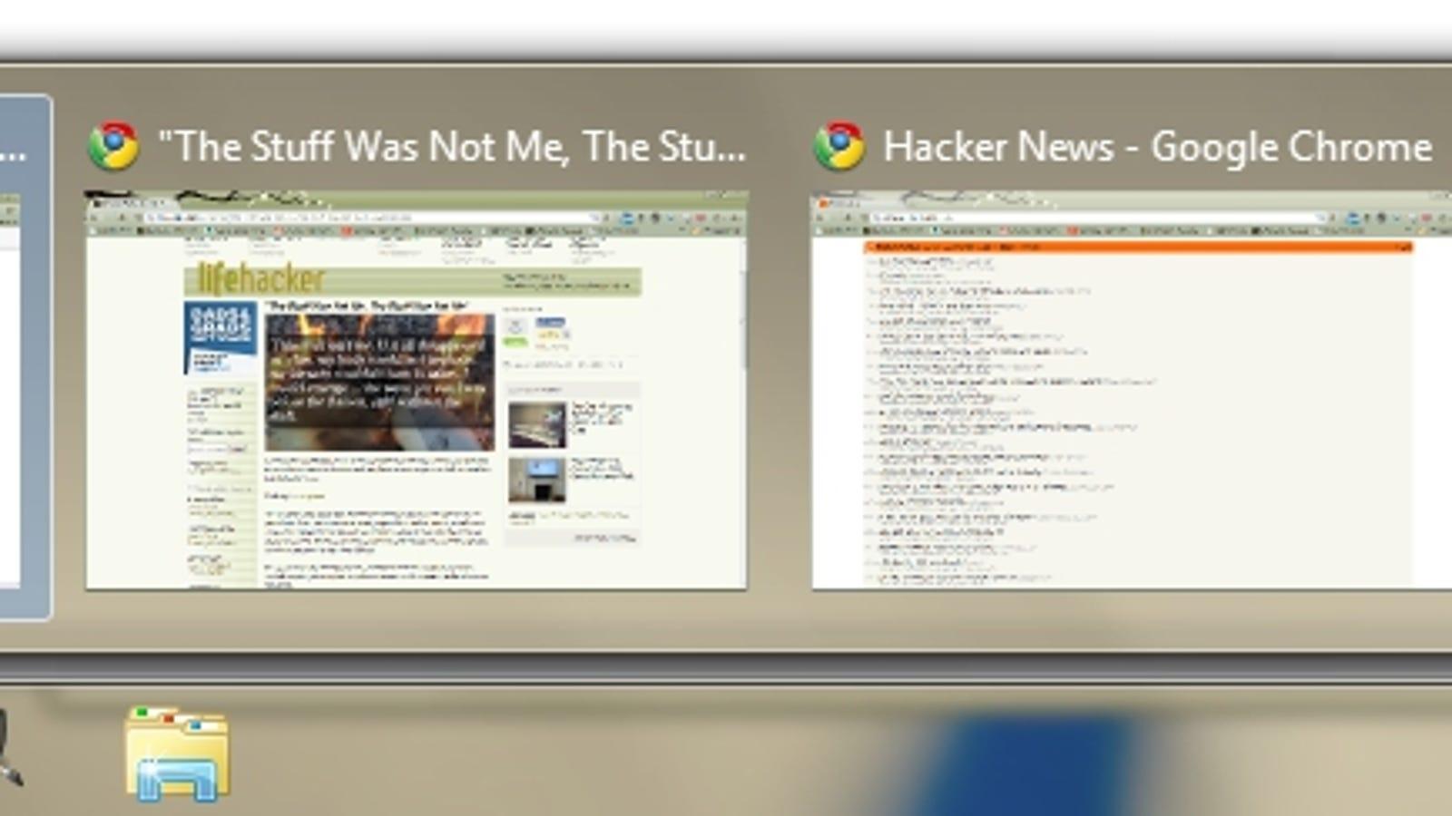 Use Chrome's Full Screen Toggle to Organize Its Windows