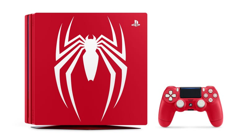 Illustration for article titled Sony's Spider-Man PS4 Is Very Nice