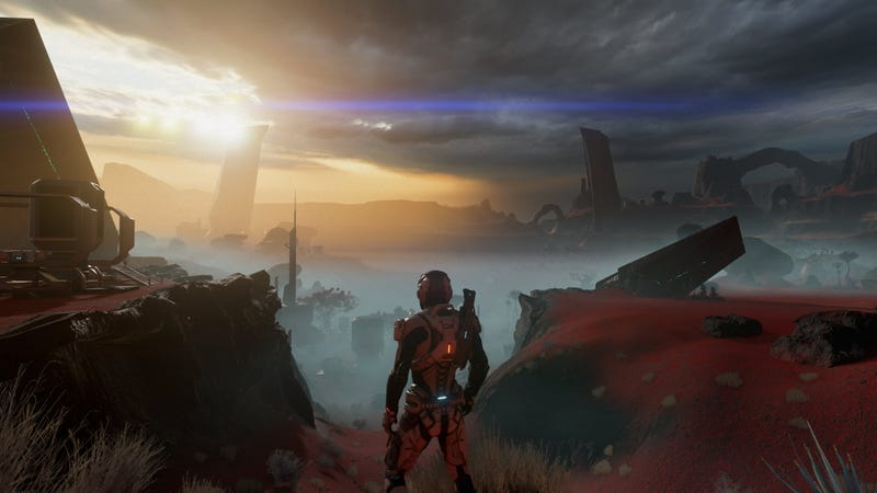 Illustration for article titled Watch Us Play The Beginning OfMass Effect: Andromeda
