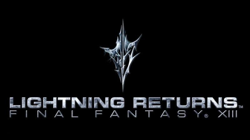 the lightning returns logo took a very long time to design