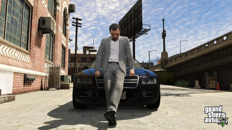 Illustration for article titled Grand Theft Auto V bate seis récords mundiales de ventas