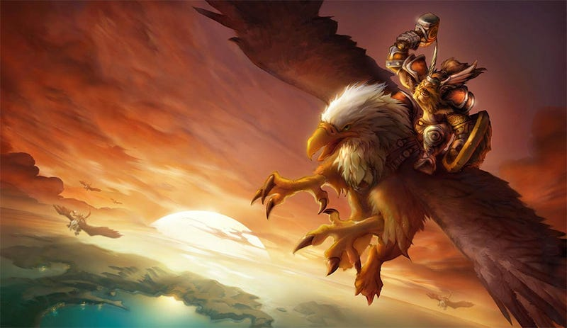 Illustration for article titled Why The World of Warcraft Has Such Bright, Cartoony Graphics