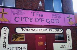 According to authorities, the pastor of the City of God Church in Detroit reportedly shot and killed a man during the afternoon service Oct. 18, 2015.Facebook