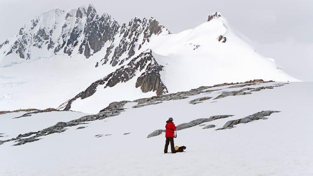 Timeline Of Human Activity In Antarctica