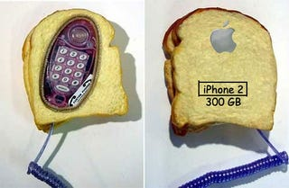 Illustration for article titled Contest: Take Your Shot at Photoshopping the Most Ridiculous iPhone 2 Fake Ever