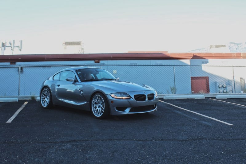 Illustration for article titled 2007 BMW Z4 M Coupe for $22,250