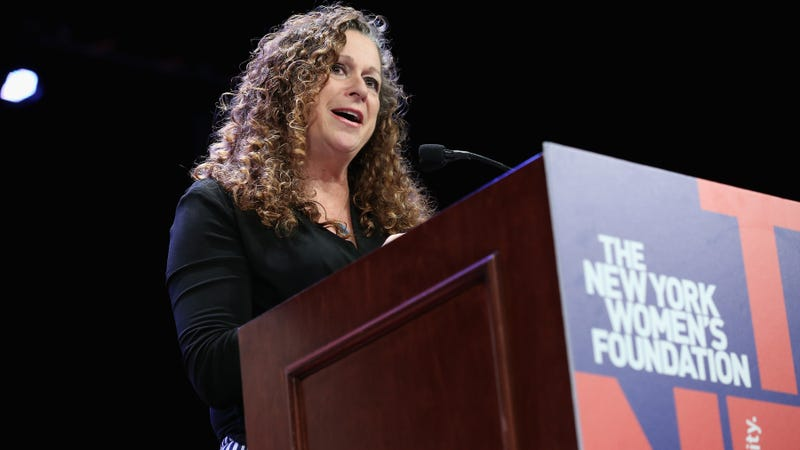 """Illustration for article titled Abigail Disney, activist and Roy Disney's granddaughter, decries Bob Iger's """"insane"""" salary"""