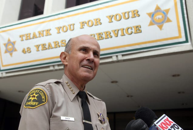 A Notorious Former L.A. Sheriff Could Soon Be in Jail