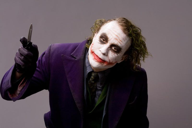 Illustration for article titled Christopher Nolan originally approached Heath Ledger to play Bruce Wayne
