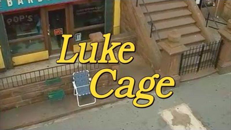 Screenshot: Luke Cage: Family Matters