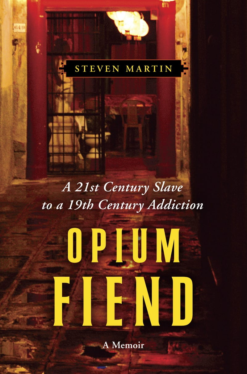 Illustration for article titled Opium Fiend could be the first alternate history memoir