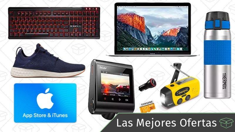 Illustration for article titled Las mejores ofertas de este jueves: MacBook, cámara para el coche, termos y más