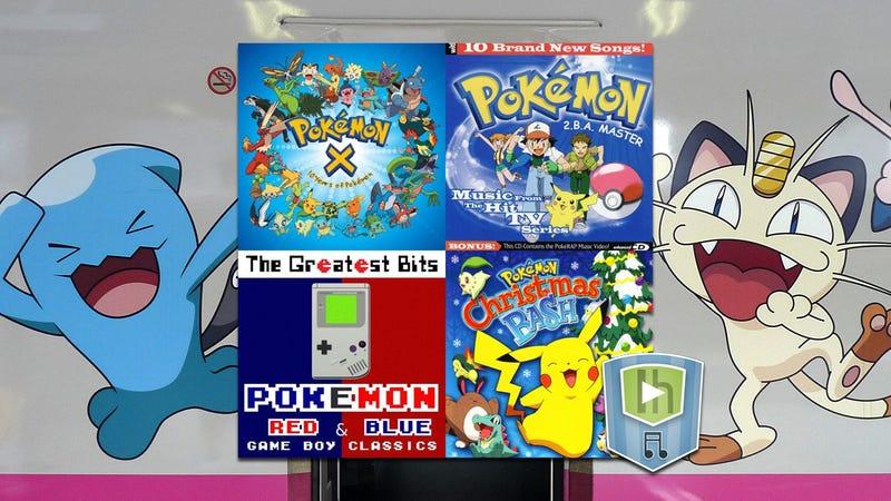 Illustration for article titled The Pokémon Go Playlist