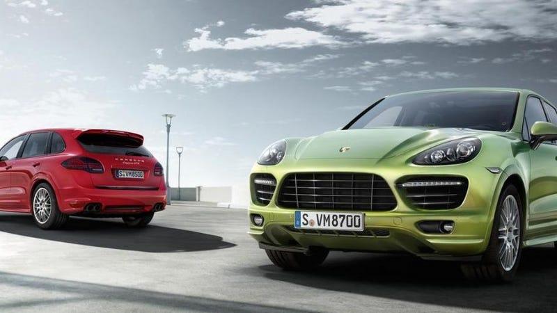 2019 Porsche Cayenne Reliability amp Recalls  US News