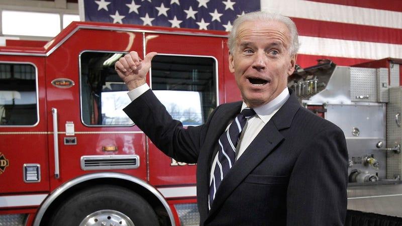 Illustration for article titled U-Haul Truck Carrying Joe Biden's Gear Stolen In Detroit